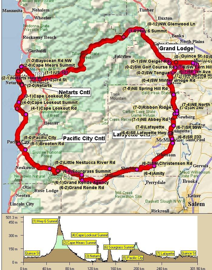Map Of South Oregon Oregon Map - Map of south oregon